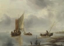 Без имени - Капелле, Ян ван де