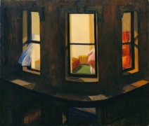 Ночное окно - Хоппер, Эдвард