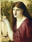 Девушка у источника - Соломон, Симеон