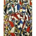 Конраст форм (Contrast of Forms),  1913 - Леже, Фернан