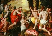 Крещение Иисуса - Баккер, Якоб де