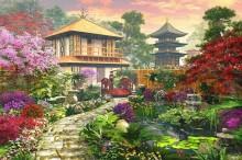 Японский сад - Девисон, Доминик