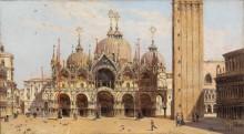 Площадь святого Марка, Венеция - Брандейс, Антониетта