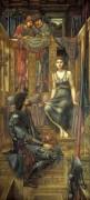 Король Кофетуа и нищенка - Бёрн-Джонс, Эдвард