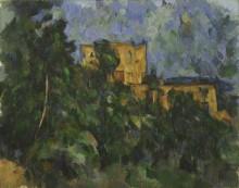 Серный замок - Сезанн, Поль