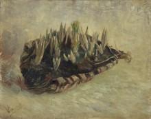 Натюрморт с корзиной крокусов (Still Life with a Basket of Crocuses), 1887 - Гог, Винсент ван