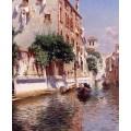 Санкт-Апостоли канал, Венеция - Санторо, Рубенс
