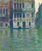 Дарио дворец, Венеция, 1908 - Моне, Клод