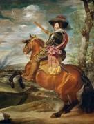 Конный портрет Гаспара де Гусмана, герцога Оливареса - Веласкес, Диего