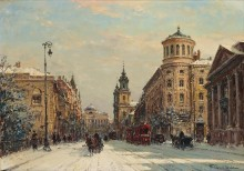 Варшава зимой - Хмелинский, Владислав