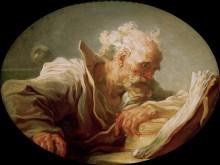 Философ - Фрагонар, Жан Оноре