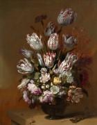 Натюрморт с цветами - Буланже, Ханс Гиллис