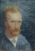 Автопортрет 5 (Self Portrait 5), 1887 - Гог, Винсент ван