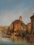 Большой канал в Венеции - Зиген, Август фон