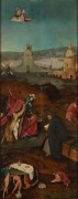 Искушение святого Антония, правая створка триптиха - Босх, Иероним (Ерун Антонисон ван Акен)