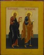 Святые апостолы Иоанн и Петр (ок.1800)