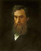 Портрет Павла Михайловича Третьякова (1832–1898) - Крамской, Иван