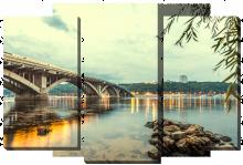 Вечерний мост