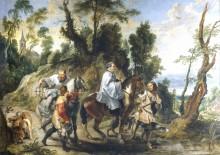 Закон преданности, 1630 -  Рубенс, Питер Пауль
