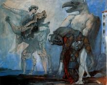 Эскиз, 1936 - Пикассо, Пабло