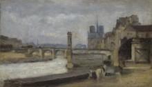 Мост Tурнель, Париж -  Лепин, Станислав, Виктор Эдуард