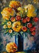 Чудесные цветы - Афремов, Леонид (20 век)