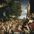 Поклонение Венере - Тициан Вечеллио