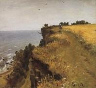 У берегов Финского залива (Удриас близ Нарвы), 1888 - Шишкин, Иван Иванович