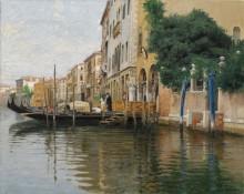 Большой канал, Венеция - Каприле, Виченцо