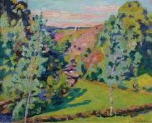 Долина в Седелль, 1920 - Гийомен, Арманд