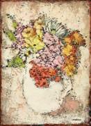 Букет цветов II - Лемпицка, Тамара