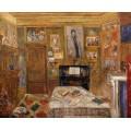 Моя любимая комната, 1892 - Энсор, Джеймс