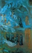 Смерть Касагемаса, 1901 - Пикассо, Пабло