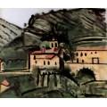 В деревне Вовенарг, 1959 - Пикассо, Пабло