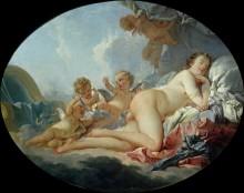 Спящая Венера - Буше, Франсуа