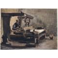 Ткач (Weaver), 1883-84 - Гог, Винсент ван