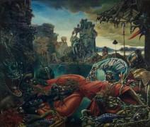 Искушение святого Антония - Эрнст, Макс