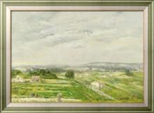 Пейзаж на юго-западе Франции, 1900 - Глез, Альбер