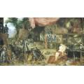 Прикосновение, 1617 - Брейгель, Ян (Старший)