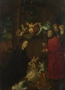 Ночь Рождества Христова - Гус, Хуго ван дер