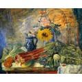 Цветы и овощи, 1896 - Энсор, Джеймс