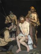 Поругание Христа - Мане, Эдуард