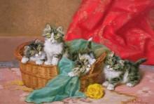 Озорные котята - Мерлен, Даниэль