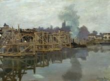 Ремонт моста - Моне, Клод