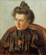 Портрет Жанны - Писсарро, Камиль