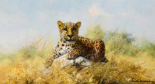Леопард - Шеперд, Девид (20 век)