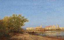 Берега Венецианской лагуны -  Зим, Феликс