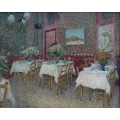 Интерьер ресторана (Interior of a Restaurant), 1887 - Гог, Винсент ван