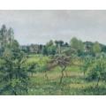 Дождливый день в июне, Эрани 1898 - Писсарро, Камиль