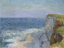 Морской пейзаж в Этрете, 1901 - Луазо, Гюстав